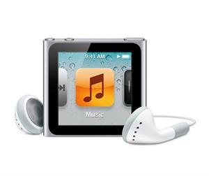 Apple iPod Nano 6th Generation 16GB